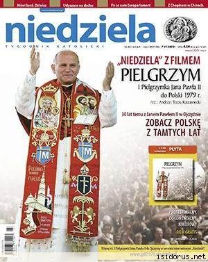Pope born in Poland